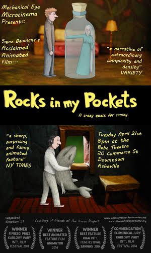 Rocks in My Pockets_Flyer